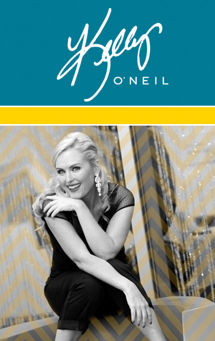 Meet the Blonde - Kelly O'Neil