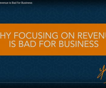 Why Focusing on Revenue Nearly Bankrupted My Business