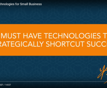 5 Must Have Technologies for Small Business Owners