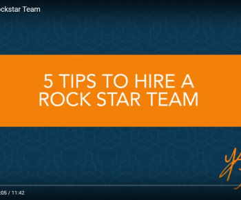 5 Tips to Hire Rockstar Team