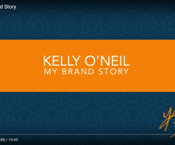 Kelly O'Neil Brand Story
